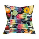 18'' Fashion Fruit Cushion Covers for Sofa Bad Home Car Decorative Pillow case