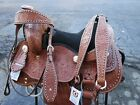 COWGIRL 12 13 WESTERN LEATHER YOUTH KIDS PONY MINI SADDLE SHOW TRAIL TACK