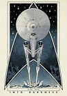STAR TREK; BEYOND Movie PHOTO Print POSTER Textless Film Art IMAX Darkness 007 on eBay