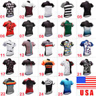 New Mens Sports Cycling Apparel Jerseys Bike Short Sleeve Tops Bicycle Shirts