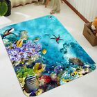 3D Coral Sea 055 Non Slip Rug Mat Quality Elegant Photo Carpet US Carly