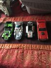 Vintage Lot Of 4 Red Line Hot Wheels Cars