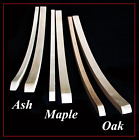 STEAM BENT ROCKING CHAIR, ROCKER RUNNERS, Available in Oak, Ash & Maple, 2 sizes