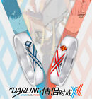 anime couple sleeping - Anime Darling In The Franxx Zero Two Hiro Ring Couple Finger Rings Cosplay Gifts