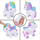 Lovely Rainbow Unicorn  Squishy Toys Anti-stress Decompression Funny Vent Toys on eBay