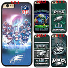 Philadelphia Eagles 2018 PC Hard TPU Rubber Phone Case Cover For iPhone Samsung