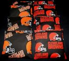 CLEVELAND BROWNS 8 CORNHOLE BEAN BAGS/ BAGGO TOSS Top Quality Handmade! NEW! on eBay