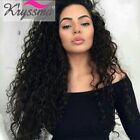 Curly Human Hair Full Lace Wigs Lace Front Wig 7A Brazilian Remy Human Hair Wigs