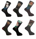 Family Guy - 12 Paires Homme Chaussettes Fantaisie Taille 6-11 EUR