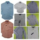 Polo Ralph Lauren Men's Oxford Shirt Slim Fit Stretch Button-Down Long Sleeve