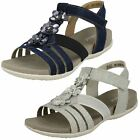 Rieker Girls T Bar Sandal 'K2273'