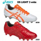 New ASICS Soccer Football Spike Shoes DS Light 3-Wide TSI751  With Tracking