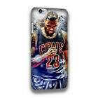 Lebron James Cleveland 23 PC+TPU Edge Phone Case Cover For iPhone/Samsung