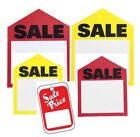red sale tags - SALE PriceTags  Retail Unstrung Coupon Merchandise Red / White