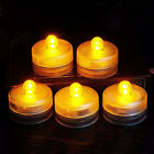 Flameless LED Tealight Candles Wedding Light Battery Lamp Home Party Decor Top