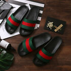 Mens Beach Shoes Slippers Summer Casual Flat Open Toe Non Slip Sandals Fashion