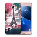 Beautiful Nice View Beach Summer Paris Palm Soft Case Cover Fits Samsung Galaxy