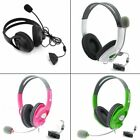 Gaming for XBOX 360 Headphone Over Ear Live Stereo Headset with Microphone SU