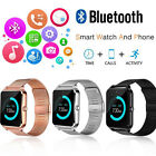 Bluetooth Smart Watch Phone Z60 Smartwatch Stainless Steel for Android Phone