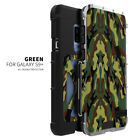 Shockproof Flip Metal Steel Iron Man Case Cover For Samsung Galaxy S9/S9 Plus