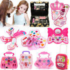 Princess Pretend Makeup Set Kit Toy Girls Kids Play Cosmetic Eyeshadow Fun Gifts