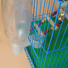 Pet Bird Plastic Drinker Feeder Water Bottle Cup Accessory For Chicken Pigeon