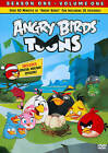 games angry bird toons - Angry Birds Toons, Season One, Vol. 1 (DVD, 2013)  NEW