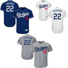 NWT Clayton Kershaw #22 Los Angeles Dodgers Mens Flex Base Collection Jersey
