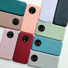 For One Plus 6T 1+6 5t 5 Shockproof Ultra Thin Matte Soft Rubber TPU Case Cove