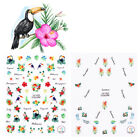 Nail Art 3D Stickers Dream catcher Colorful Transfer Decals  Decoration