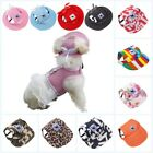 US Puppy Dog Baseball Cap Windproof Travel Sports Sun Hats for Puppy Small Dogs