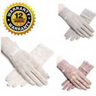 dressy gloves - Driving Touch Screen Party Sexy Dressy Sun Protection Gloves For Women Girls