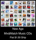New Age(3) - Mix&Match Music CDs U Pick *NO CASE DISC ONLY*