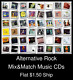 Alternative Rock(12) - Mix&Match Music CDs U Pick *NO CASE DISC ONLY*