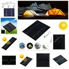 18 12 6 5 4 3V Mini Cell DIY Solar Power Panel Module DC Output Battery Charger