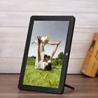 Digital Picture Frame With Wireless Remote 12 Inch Screen Built-in Speaker HS