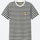 New Uniqlo UT X Kakao Friends Graphic Short Sleeve Tee T-Shirts [Ryan / Stripe]