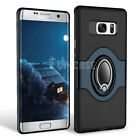 For Samsung Galaxy S7 edge Case Shockproof Hybrid Armor Rugged Kick-Stand Cover