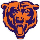 Chicago Bears Logo NFL Color Vinyl Decal / Sticker Sizes Free Shipping $3.79 USD on eBay