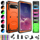 For Samsung Galaxy S6/S7 Edge/S8/S9 Plus/Note 9 Hard Shockpr