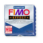 FIMO EFFECT 57g POLYMER MODELLING - MOULDING OVEN BAKE CLAY PASTEL &amp; GEMSTONES <br/> BRAND NEW PEARL COLOURS NOW AVAILABLE