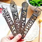 School Metal Ruler Cute Student Painting Drawing Stationery Template Rule 15cm