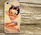 Betty Boop Cute Cartoon Case Phone fits for iPhone 6 6s 6Plus 6s Plus $17.99 USD on eBay