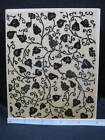 Stampin Up Background Stamps #1 Mounted and Unmounted - You Pick