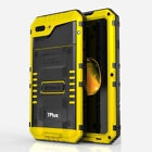 Waterproof Shockproof LUPHIE Aluminum Metal Case Cover for iPhone Xs Max/Xr/8+/7