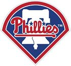 "Philadelphia Phillies MLB ColorLogo Vinyl Decal Sticker - You Pick Size 2""-28"" on Ebay"