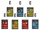 Star Trek Spock James T Kirk ID Badge Cosplay Starfleet Prop Costume Comic Con on eBay
