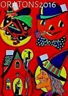 4 HALLOWEEN DIE CUTS Decorations NEW TAGS HAUNTED HOUSE WITCHES JACK O LANTERN