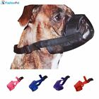 Hot Sale Soft Nylon Material Pet Mouth Mask Pet Puppy Muzzle for Small and Large
