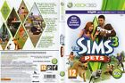 terraria xbox 360 pets - THE SIMS 3 PETS (XBOX 360) REPLACEMENT CASE